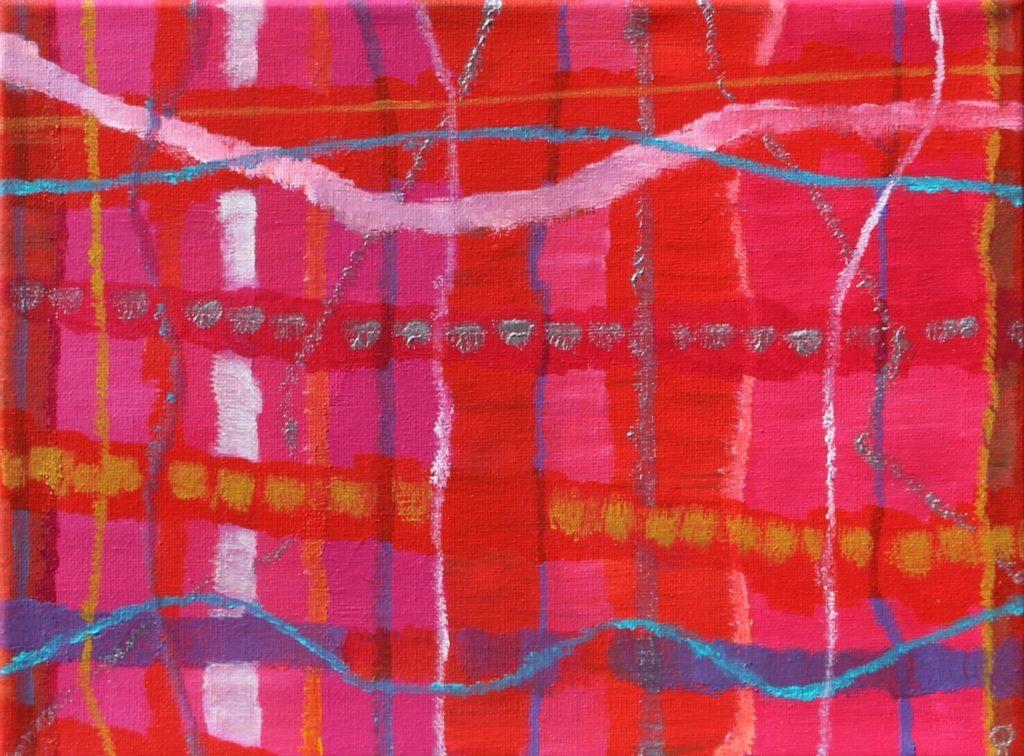 FLORIDA COAST 4, Russell Steven Powell acrylic on canvas, 11×14